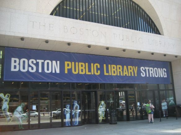 BostonLibraryStrong2013