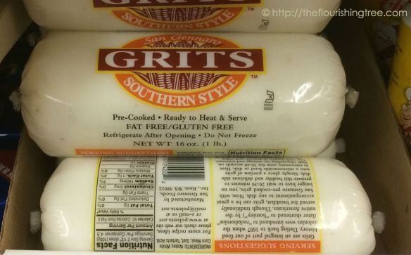 Pre-cooked grits? No, California, just no.